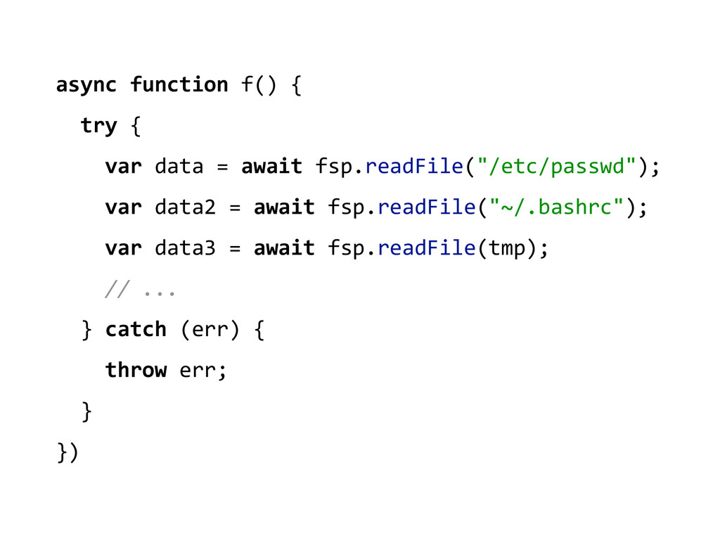 async	