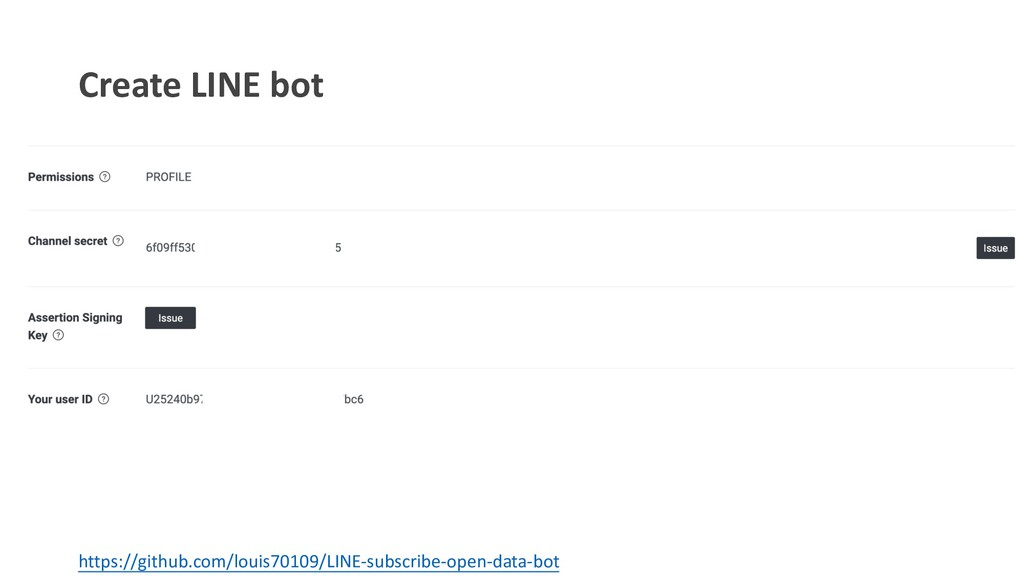 Create LINE bot https://github.com/louis70109/L...