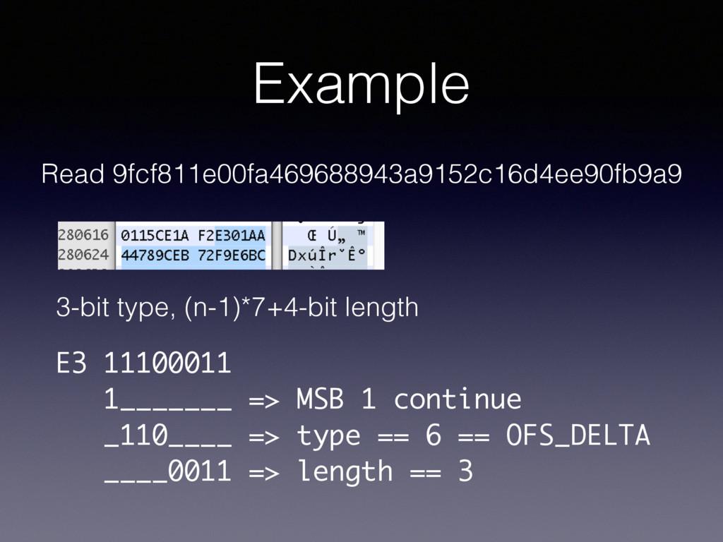 Example Read 9fcf811e00fa469688943a9152c16d4ee9...