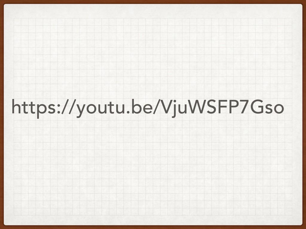 https://youtu.be/VjuWSFP7Gso