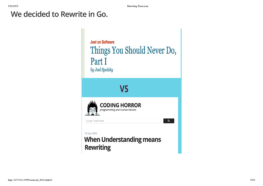 5/26/2015 Rewriting Parse.com http://127.0.0.1:...