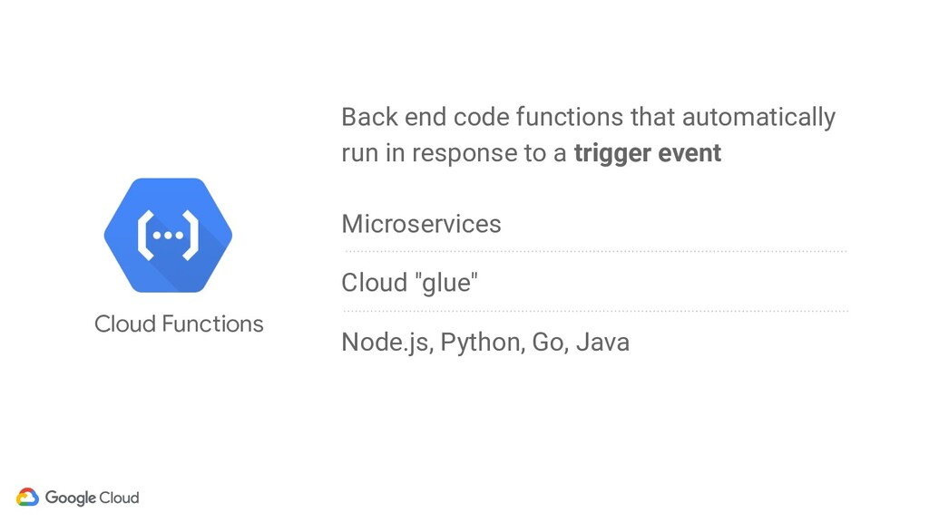 Back end code functions that automatically run ...
