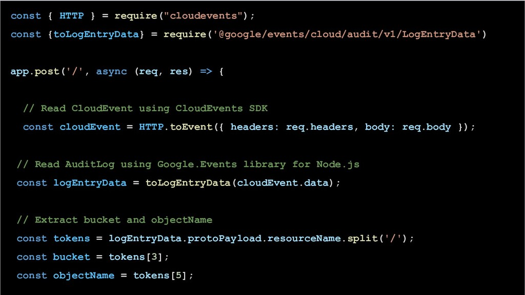 Proprietary + Confidential const { HTTP } = req...