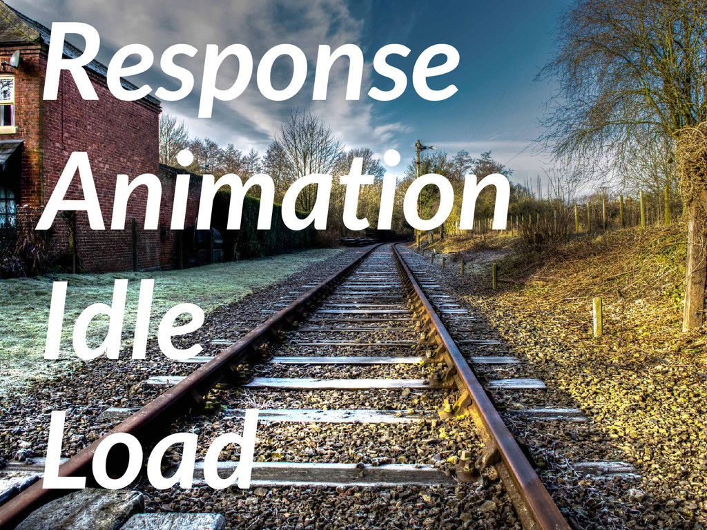 Response Animation Idle Load