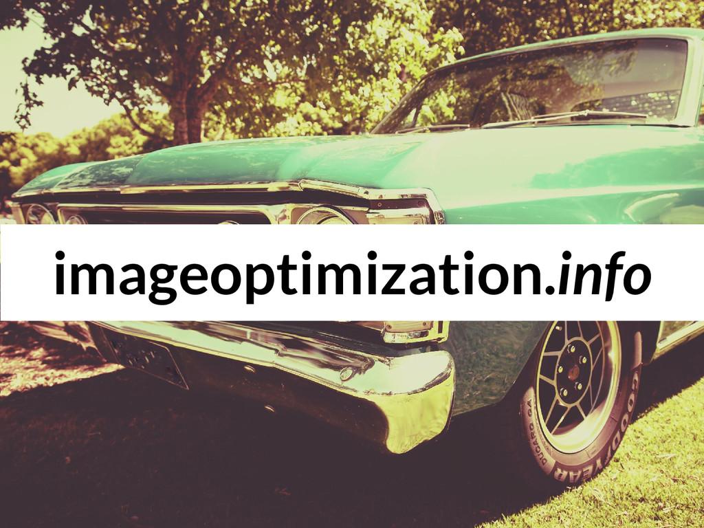 imageoptimization.info