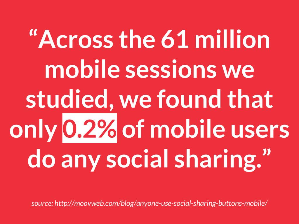 """Across the 61 million mobile sessions we studi..."