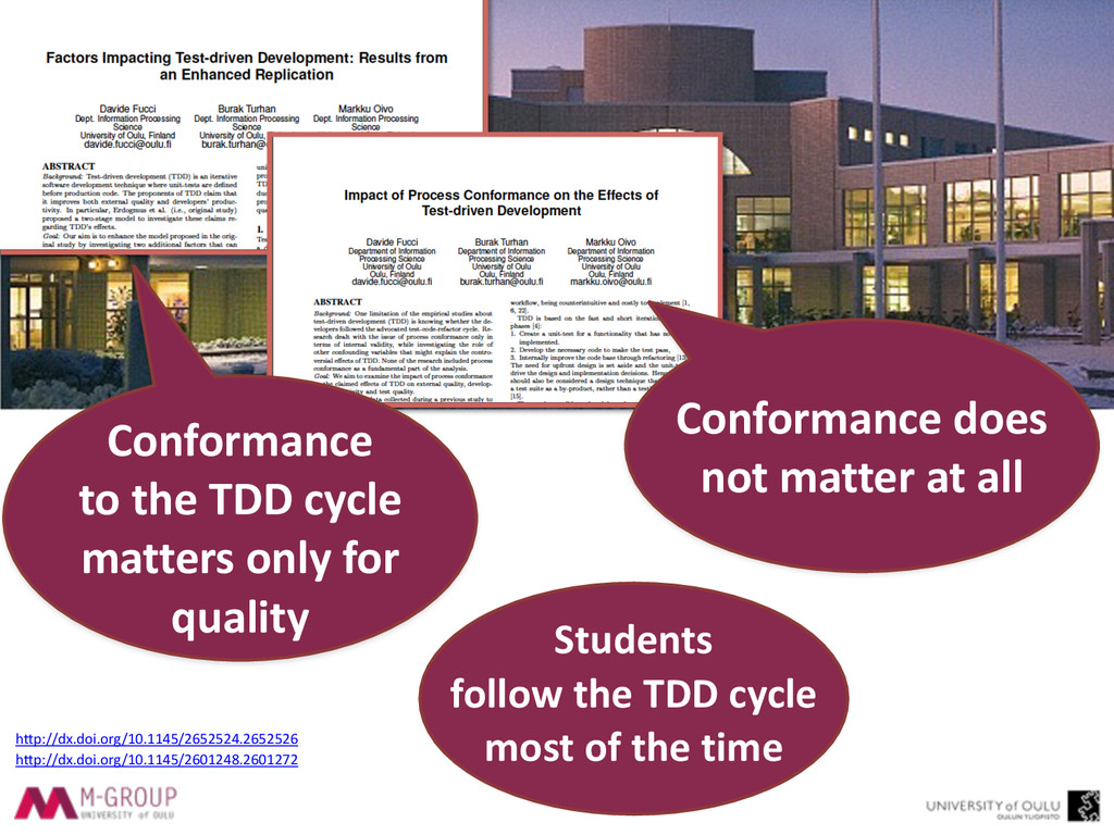 Conformance	