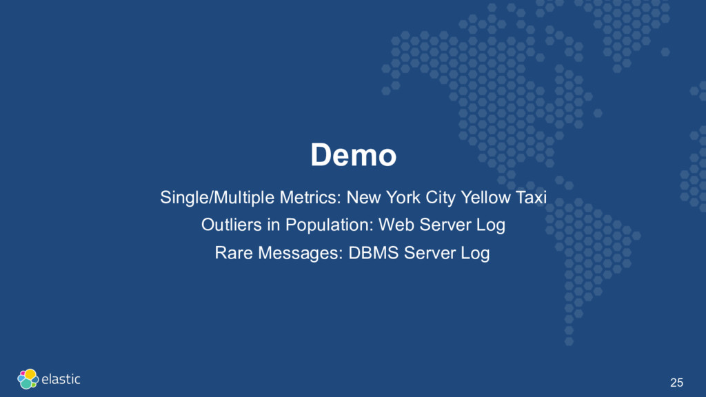 Demo Single/Multiple Metrics: New York City Yel...