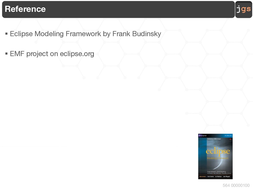 jgs 00010000 Additional Feedback 5. Classes are...
