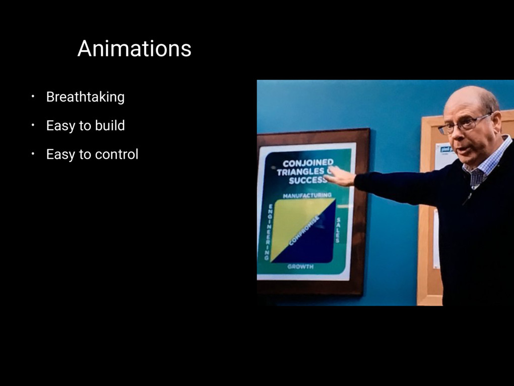 Animations • Breathtaking • Easy to build • Eas...