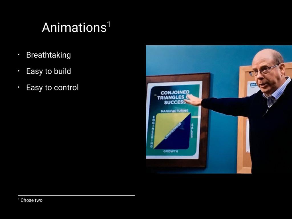 Animations1 • Breathtaking • Easy to build • Ea...