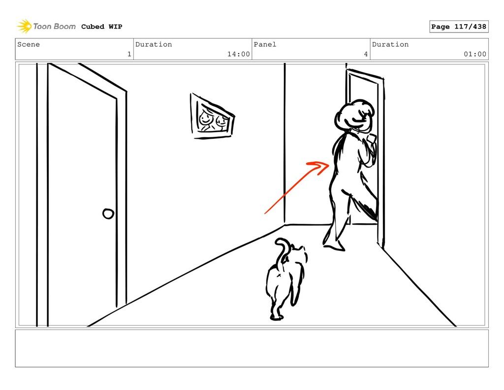Scene 1 Duration 14:00 Panel 4 Duration 01:00 C...