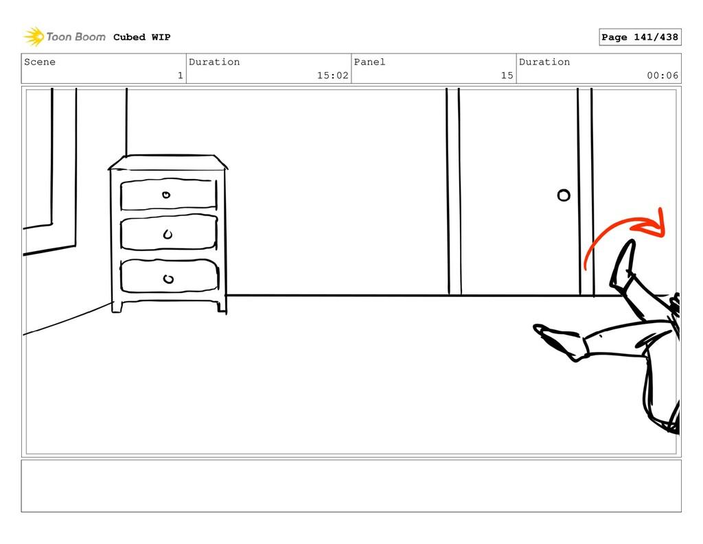Scene 1 Duration 15:02 Panel 15 Duration 00:06 ...