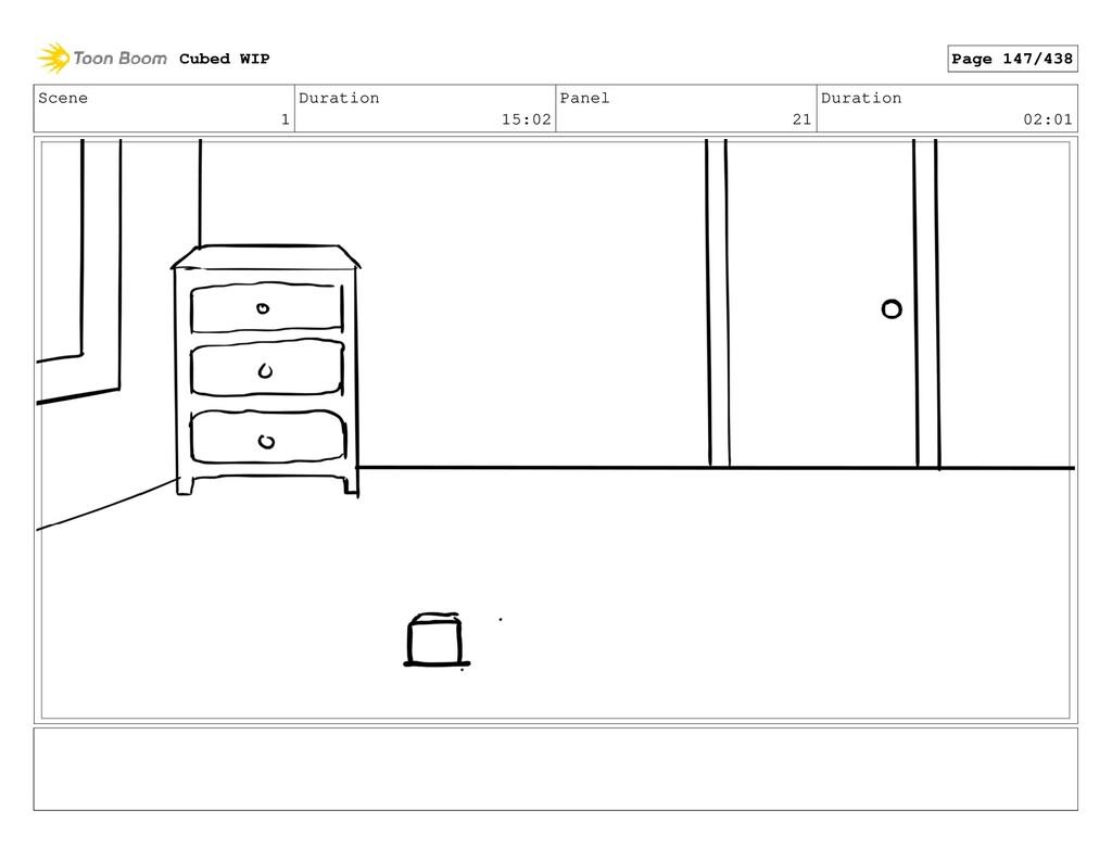 Scene 1 Duration 15:02 Panel 21 Duration 02:01 ...