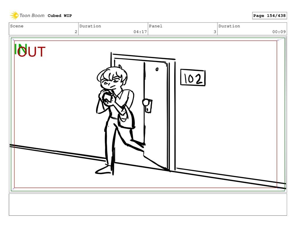 Scene 2 Duration 04:17 Panel 3 Duration 00:09 C...