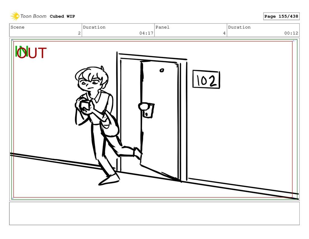 Scene 2 Duration 04:17 Panel 4 Duration 00:12 C...