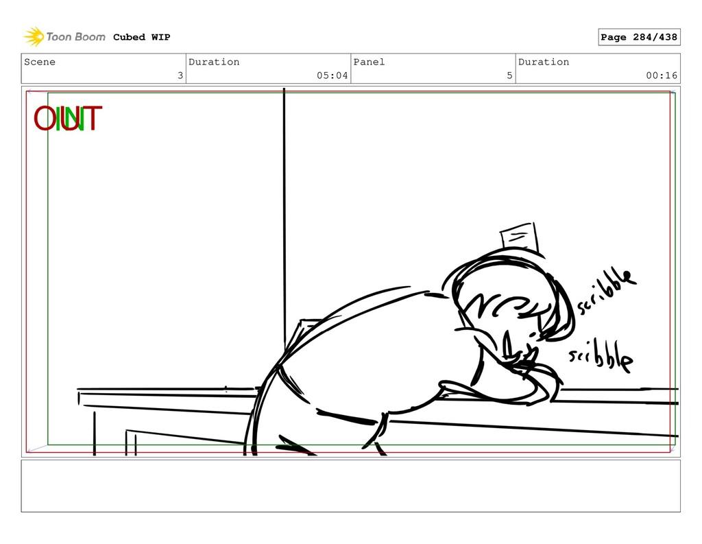 Scene 3 Duration 05:04 Panel 5 Duration 00:16 C...