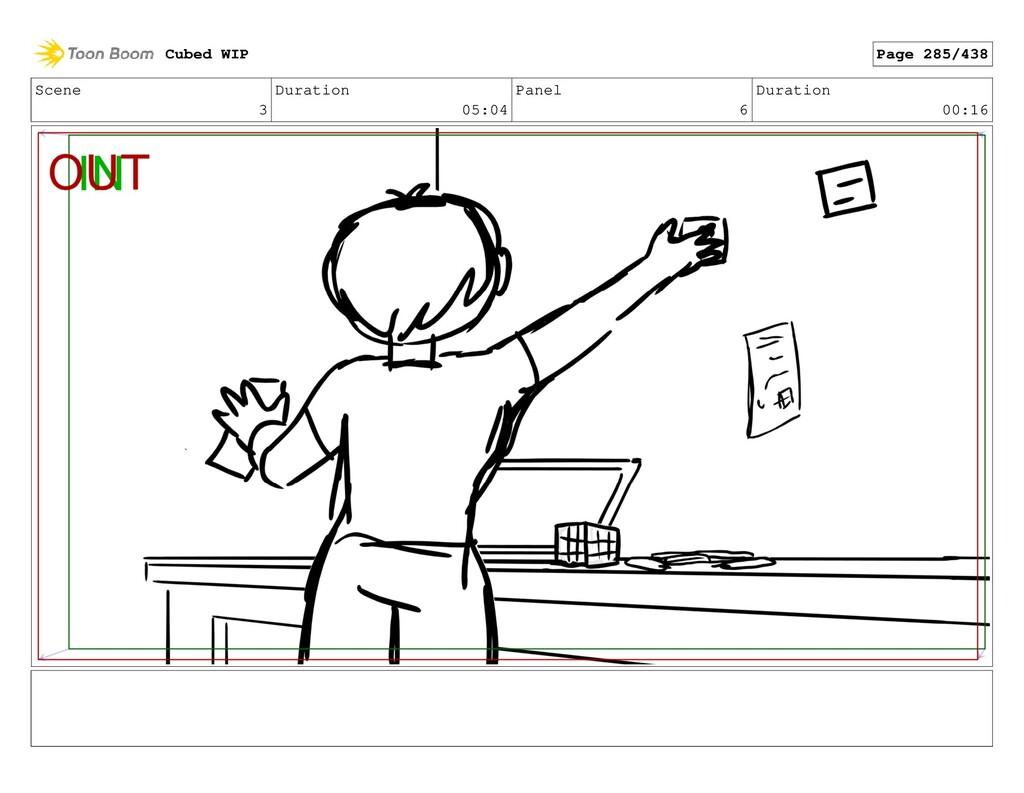 Scene 3 Duration 05:04 Panel 6 Duration 00:16 C...