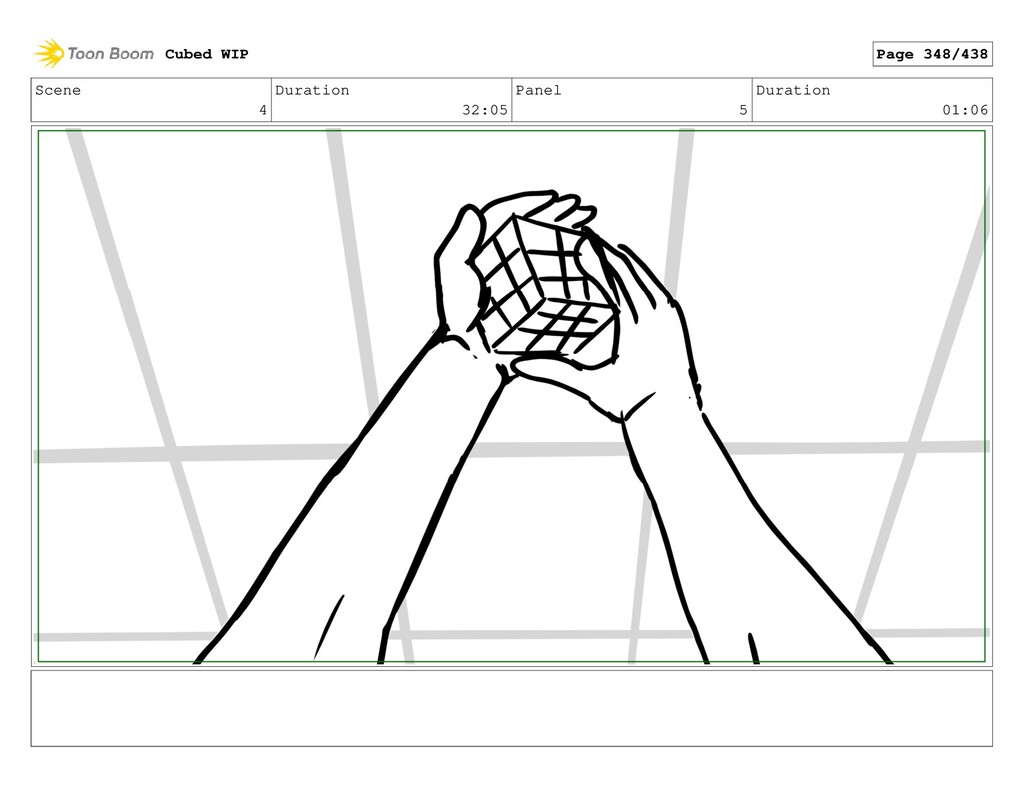 Scene 4 Duration 32:05 Panel 5 Duration 01:06 C...