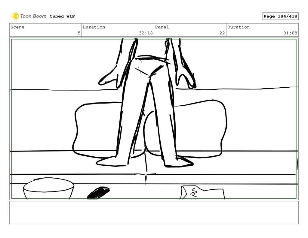 Scene 5 Duration 32:18 Panel 22 Duration 01:08 ...