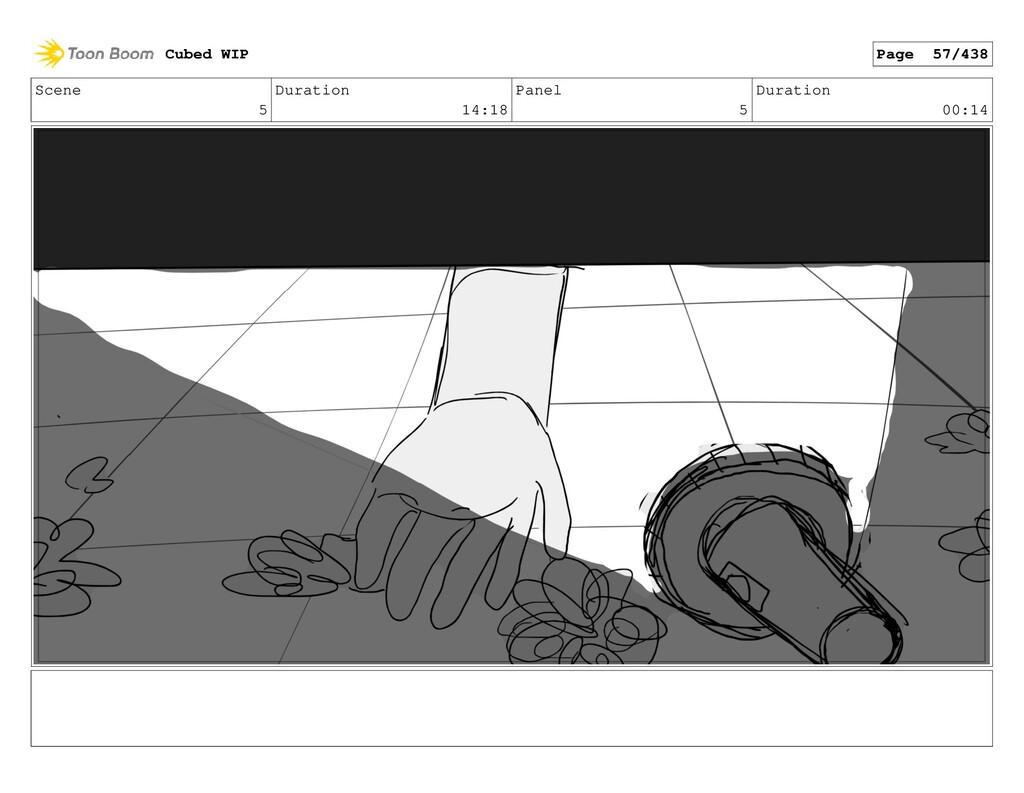 Scene 5 Duration 14:18 Panel 5 Duration 00:14 C...