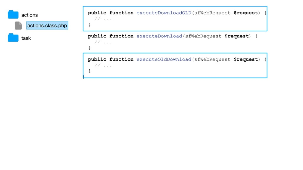 actions.class.php actions public function execu...