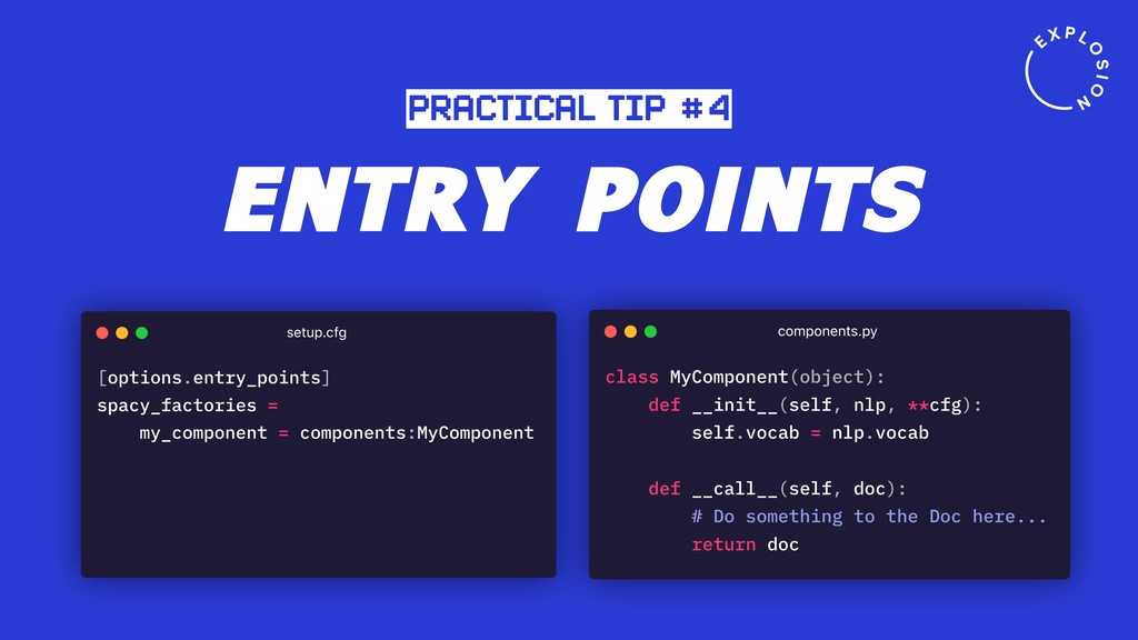 ENTRY POINTS PRACTICAL TIP #4