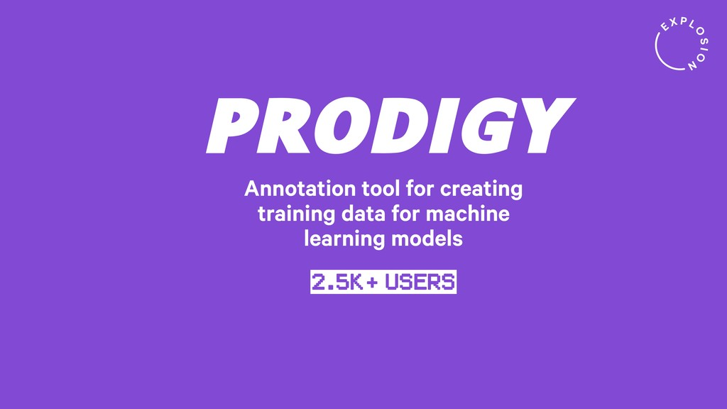 PRODIGY Annotation tool for creating training d...