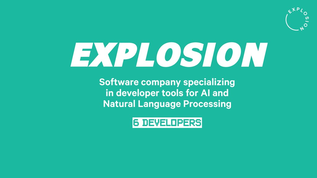EXPLOSION Software company specializing in deve...
