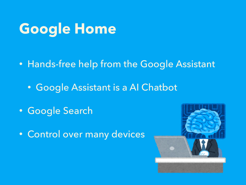 Google Home • Hands-free help from the Google A...
