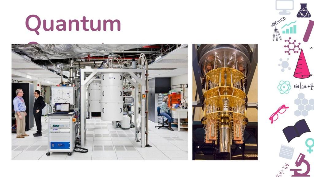 Quantum Computer...