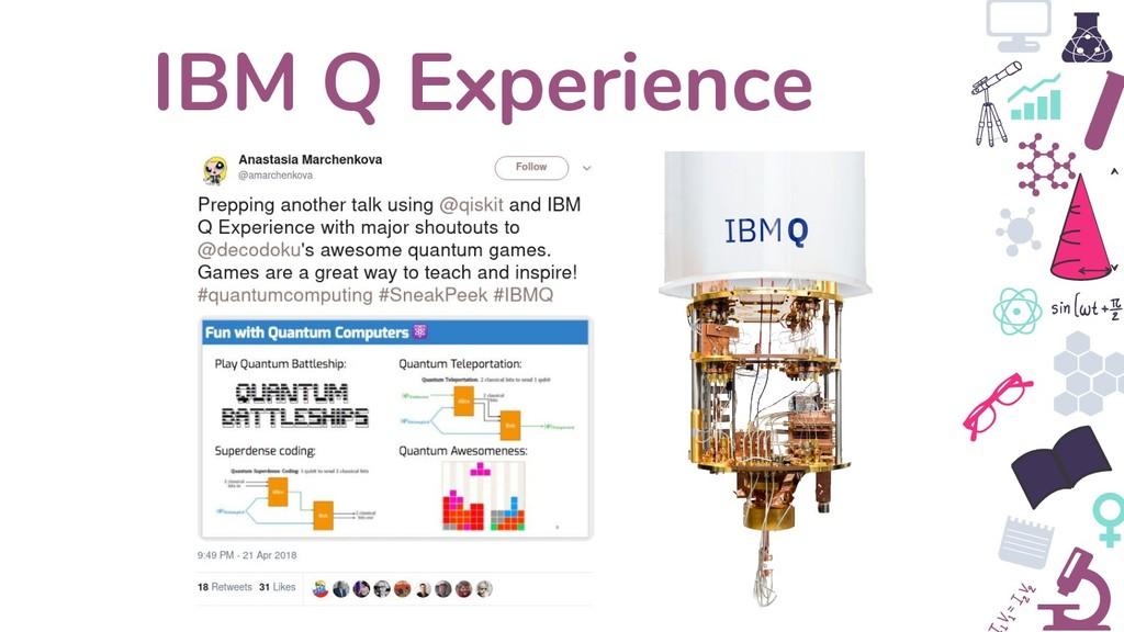 IBM Q Experience