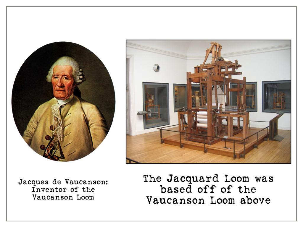 Jacques de Vaucanson: Inventor of the Vaucanson...