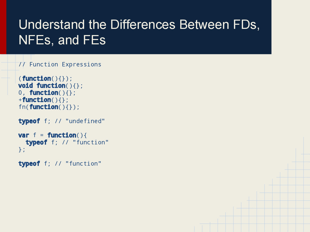 Understand the Differences Between FDs, NFEs, a...