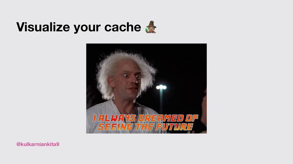 @kulkarniankita9 Visualize your cache 🧙