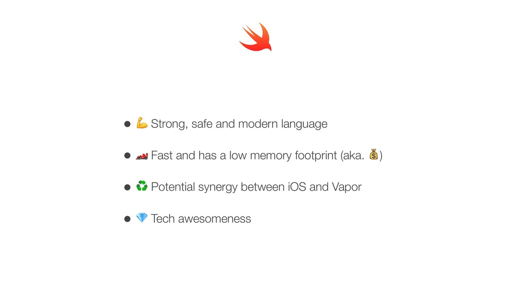 • + Strong, safe and modern language • , Fast a...