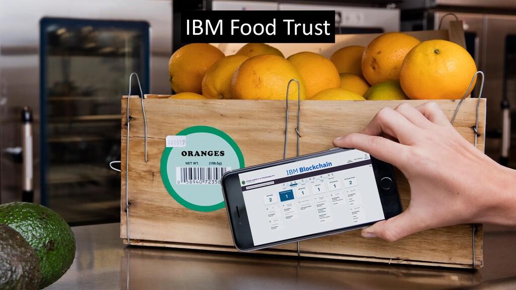 IBM Food Trust