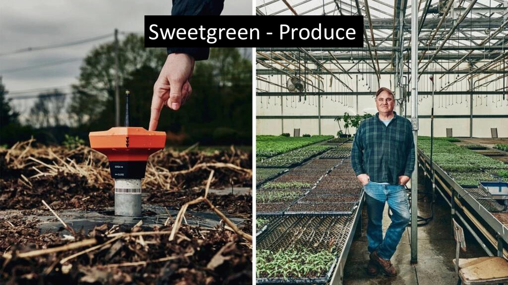 Sweetgreen - Produce