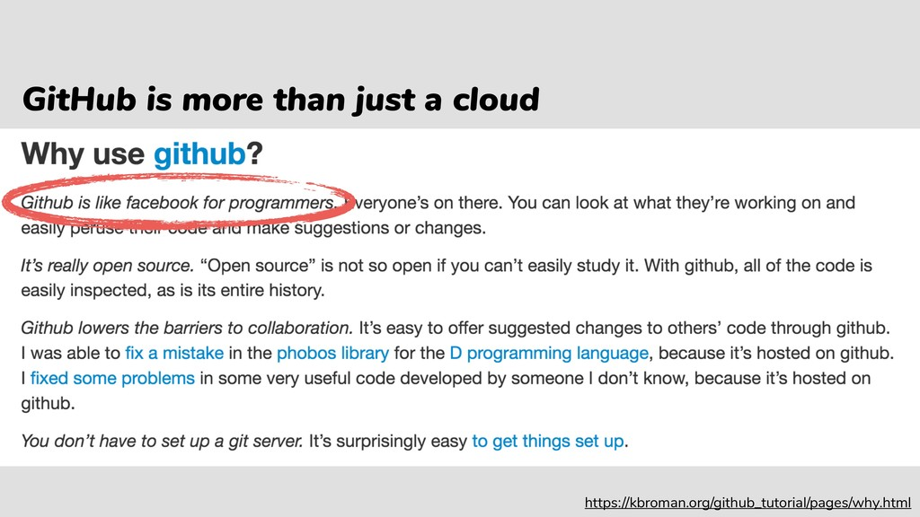 GitHub is more than just a cloud https://kbroma...