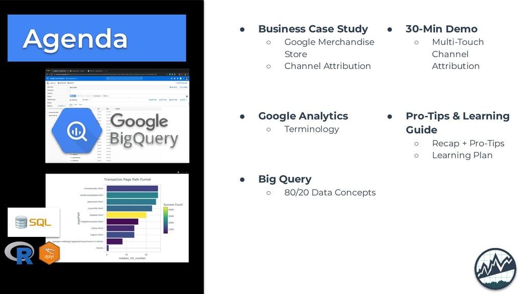 ● Business Case Study ○ Google Merchandise Stor...