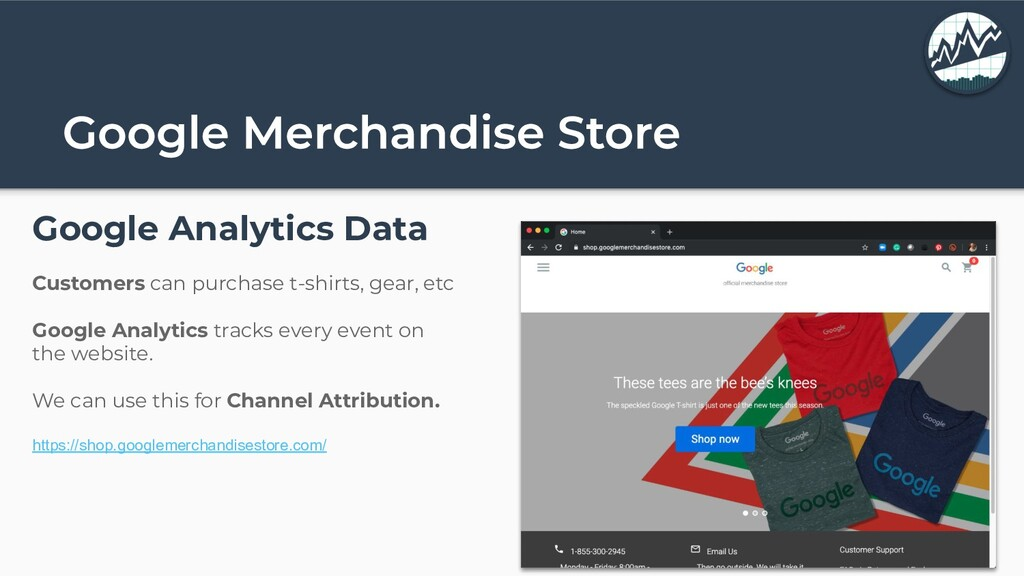 Google Analytics Data Customers can purchase t-...