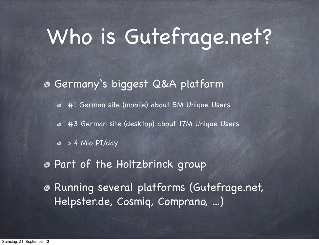 Who is Gutefrage.net? Germany's biggest Q&A pla...