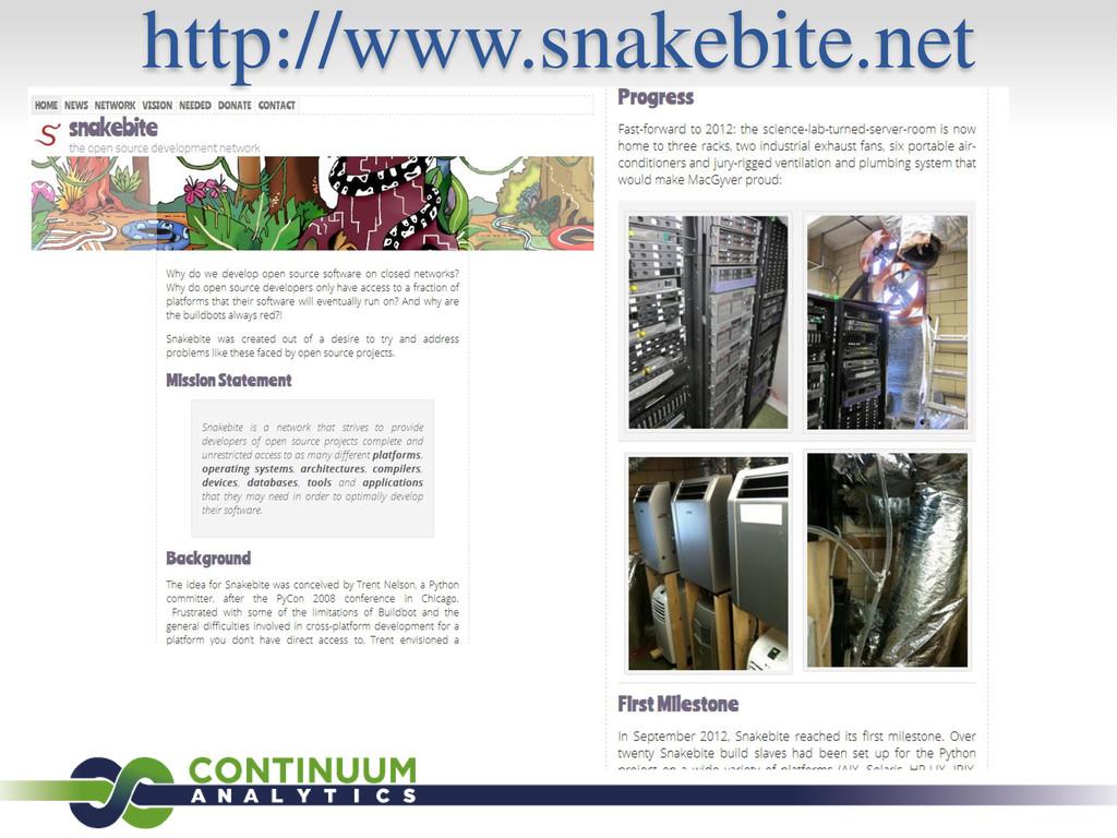 http://www.snakebite.net
