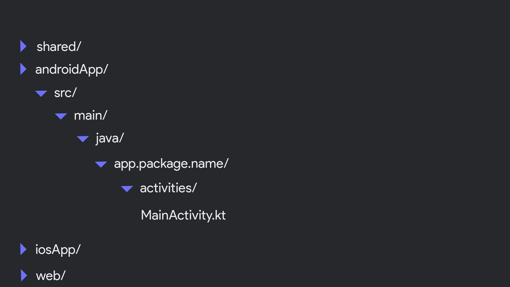 androidApp/ iosApp/ shared/ web/ main/ MainActi...