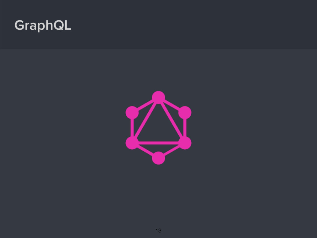 GraphQL 13
