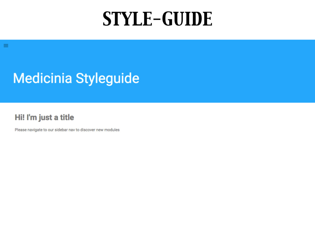 STYLE-GUIDE