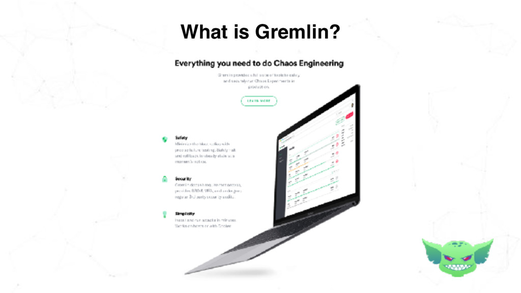 What is Gremlin?
