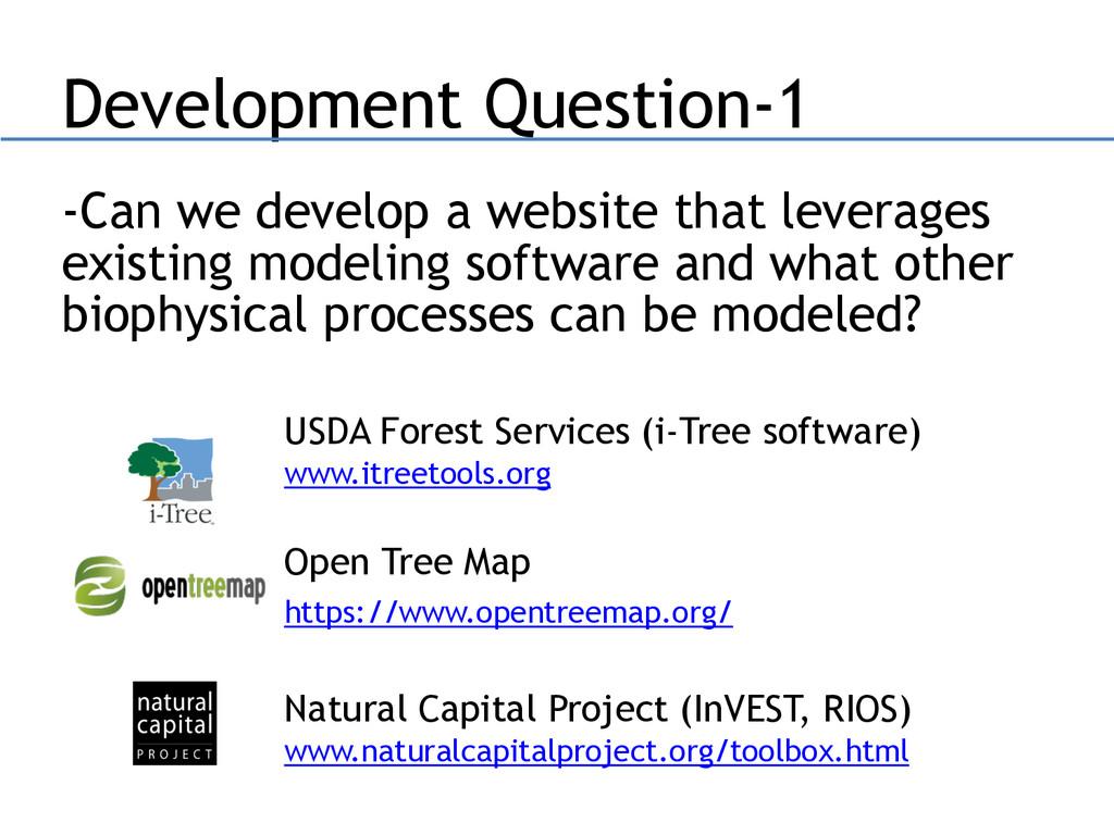 Development Question-1 -Can we develop a websit...