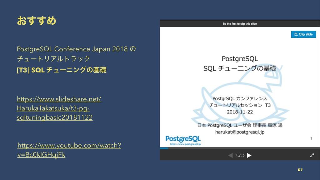 ͓͢͢Ί PostgreSQL Conference Japan 2018 ͷ νϡʔτϦΞϧ...