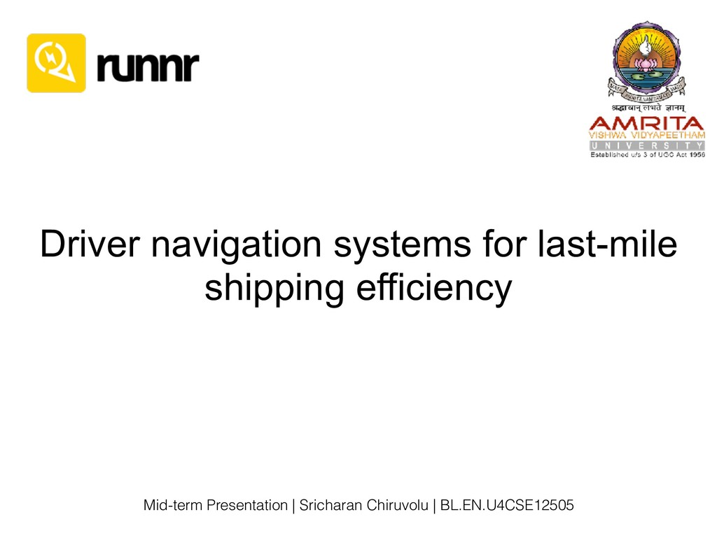 Driver navigation systems for last-mile shippin...